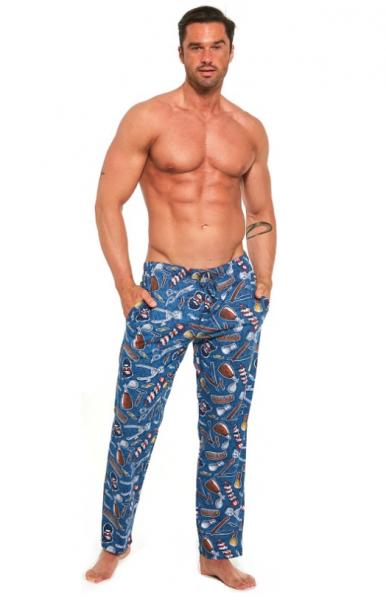 Cornette 691/33 655301 męskie spodnie piżamowe