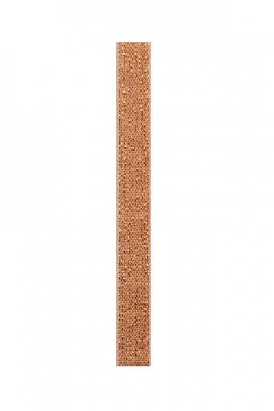 Julimex Różowe Złoto Opalizujące RB443 10mm ramiączka