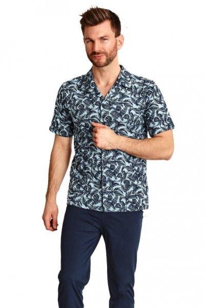 Taro Gracjan 954 piżama męska plus size
