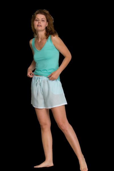 Key LNS 316 1 A21 piżama damska