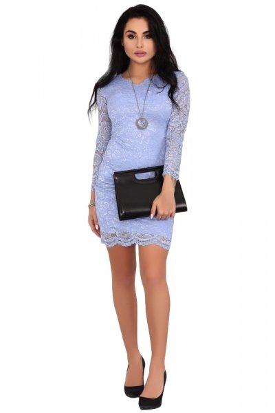 Merribel 10391D Blue sukienka damska