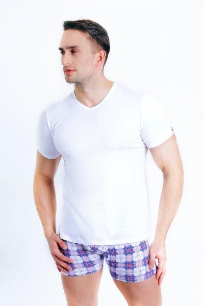 Sesto Senso Viper biały Koszulka męska