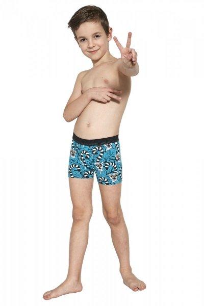 Cornette Kids Boy 701/109 Lemur bokserki chłopięce
