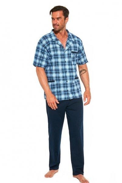 Cornette 318/42 Rozpinana piżama męska