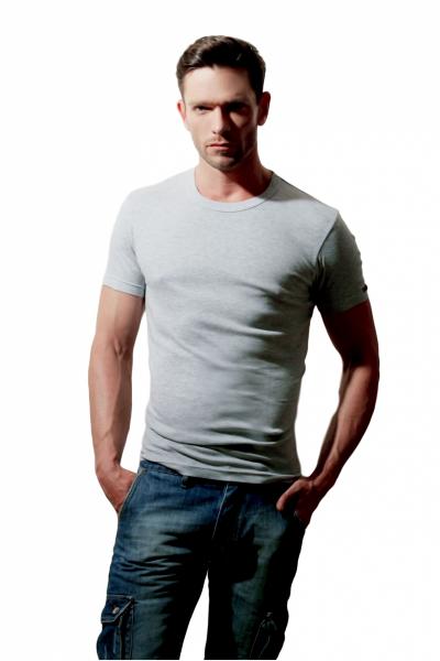 Henderson George 1495 J27 Szary koszulka męska