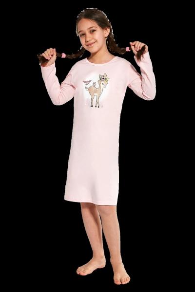 Cornette Young Girl 258/138 Roe 4 134-164 młodzieżowa koszula nocna