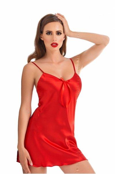Irall Aria Czerwona damska koszula nocna