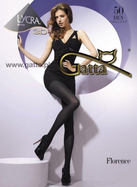 Gatta Florence 3D 50 den Rajstopy