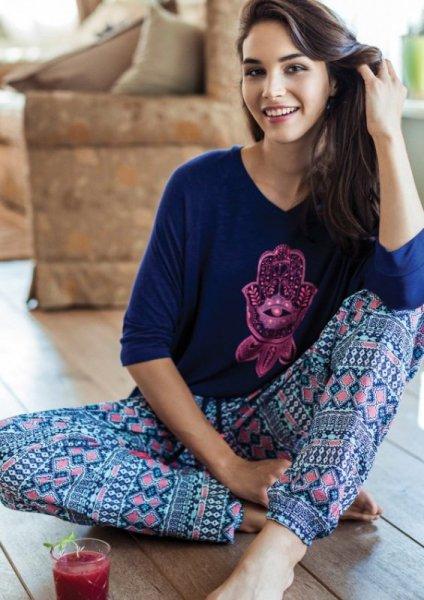 Key Eryka LHS 884 A7 piżama damska