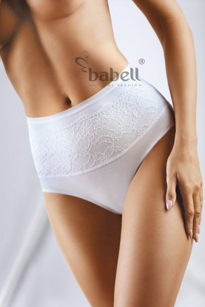 Babell Floris-Fit BBL 069 Białe figi