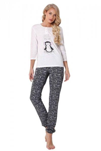 Aruelle Arctic Long piżama damska