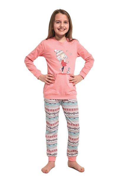 Cornette 594/107 Walk piżama dziewczęca