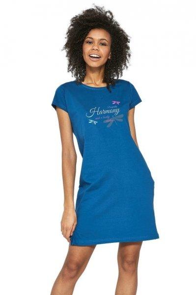 Cornette Harmony 2 612/207 damska koszula nocna
