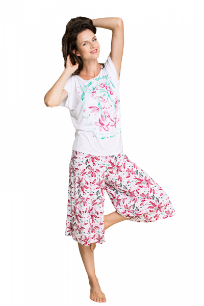 Key LNS 505 2 A20 piżama damska