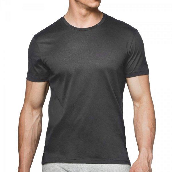 Atlantic BMV-048 grafitowa Koszulka męska
