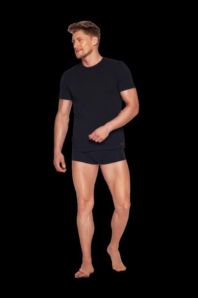 Henderson Bosco 18731 99x Czarna koszulka męska