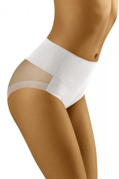 Wol-Bar Uniqa Białe figi damskie modelujące