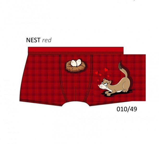 Cornette Nest 010/49 Gift Box bokserki męskie