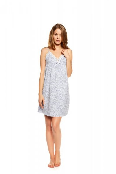 Henderson Ladies Twinkle 36815-09X Szara koszula nocna