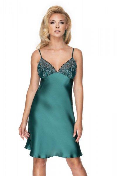 Irall Emerald II Dark Green damska koszula nocna