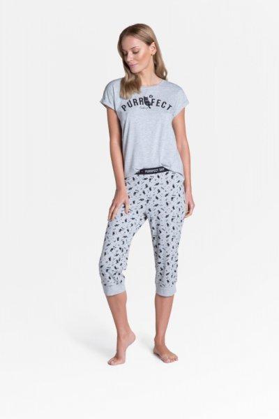 Henderson Ladies Timber Long 38903-09X piżama damska