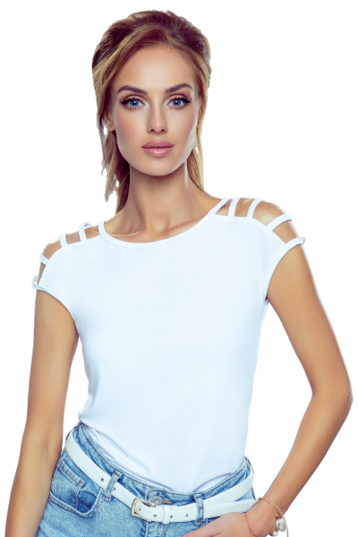 Eldar Daria New Biała bluzka damska
