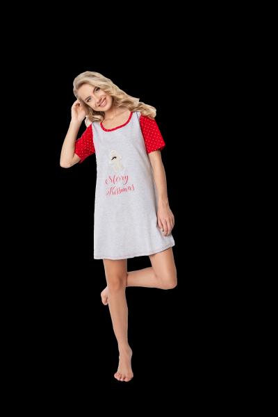Aruelle Cookie Grey koszula nocna