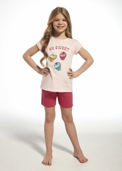 Cornette 253/63 Sweet piżama dziewczęca