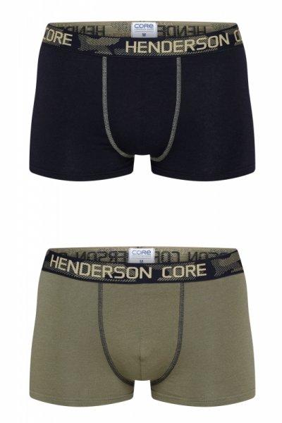 Henderson Core 37812 2-pak bokserki męskie