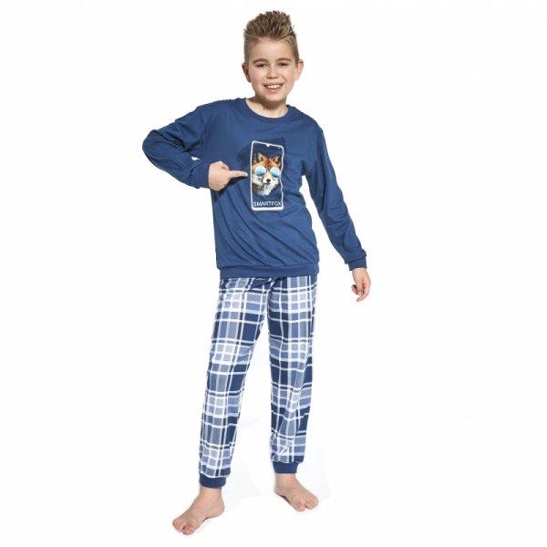 Cornette 966/107 Smartfox piżama chłopięca