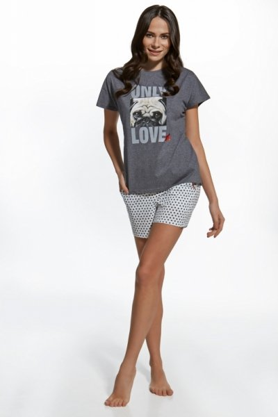 Cornette F&Y 580/21 Only Love piżama młodzieżowa