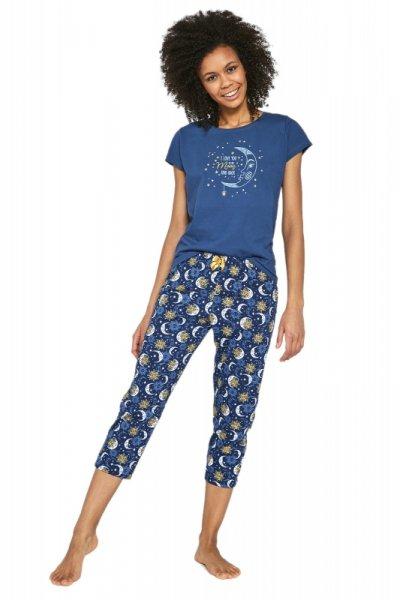 Cornette Moon 2 498/197 piżama damska