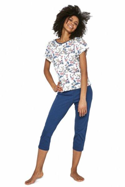 Cornette Sophie 2 372/201 Ecru piżama damska