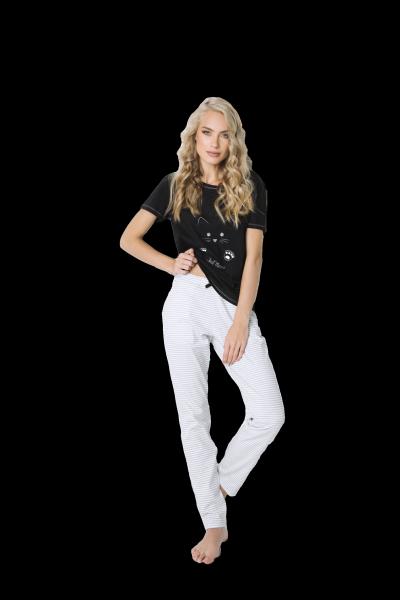 Aruelle Catwoman Long piżama damska