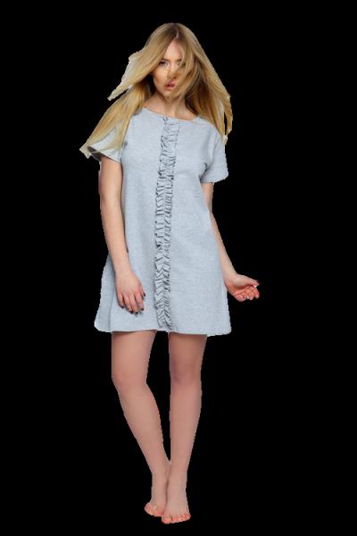 Sensis Angel szara koszula nocna