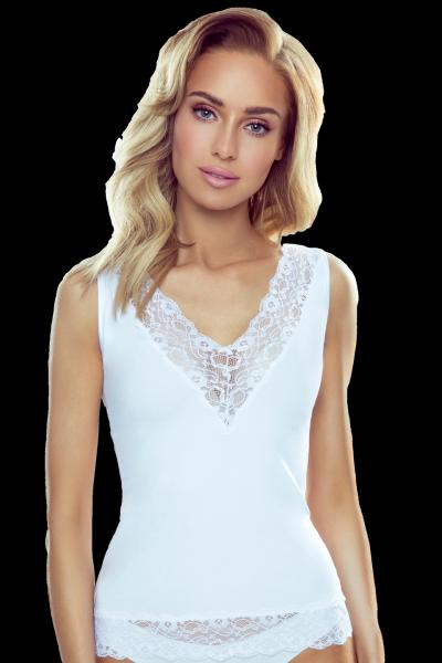 Eldar Lexie Biała koszulka damska