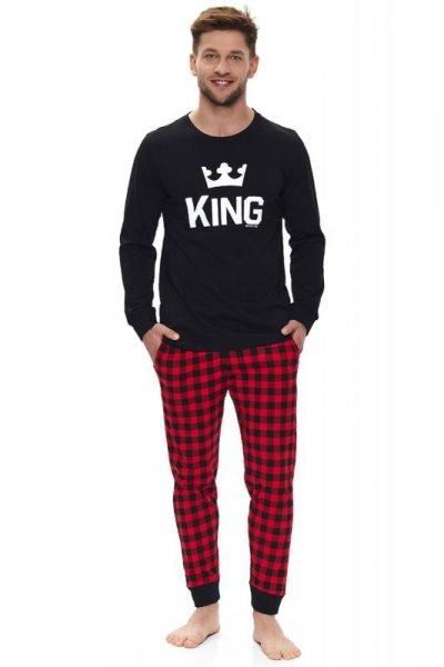Dn-nightwear PMB.9761 piżama męska