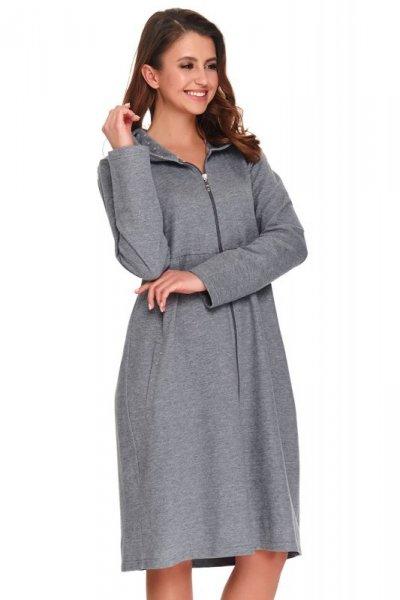 Dn-nightwear SCL.9925 szlafrok damski