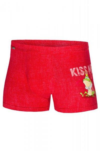 Cornette Walentynkowe Kiss Me bokserki