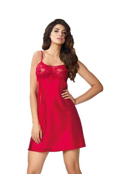 Donna Iris czerwona Koszula nocna