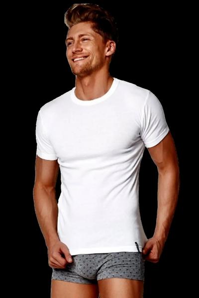 Henderson George 1495 J1 Biały koszulka męska