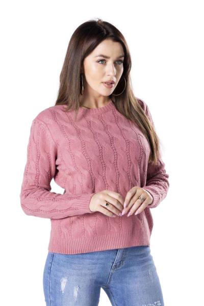 Vittoria Ventini Ramona M83049 Rose sweter damski