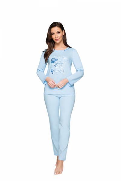 Regina 923 piżama damska plus size