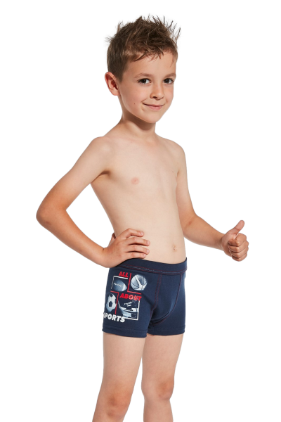 Cornette Young Boy 700/98 Sport 2 bokserki chłopięce
