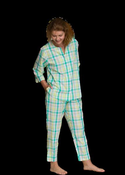 Key LNS 453 2 A21 piżama damska