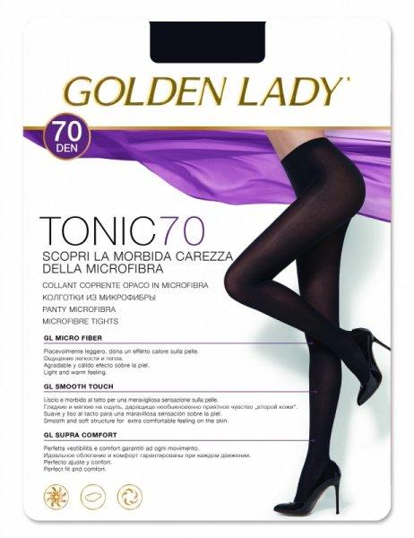 Golden Lady Tonic 70 den rajstopy