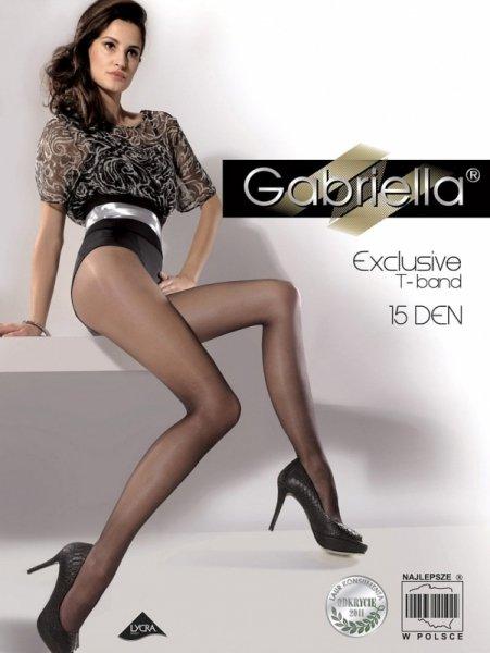 Gabriella Exclusive 15 den rajstopy
