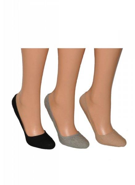 Balerinki Risocks Cushion Ballerina Art.5692228 stopki
