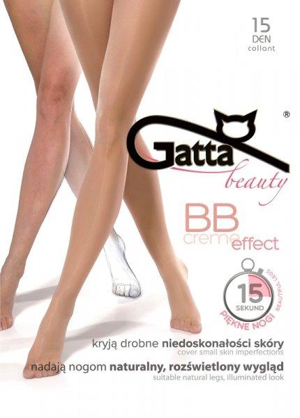 Gatta BB Creme Effect 15 den rajstopy