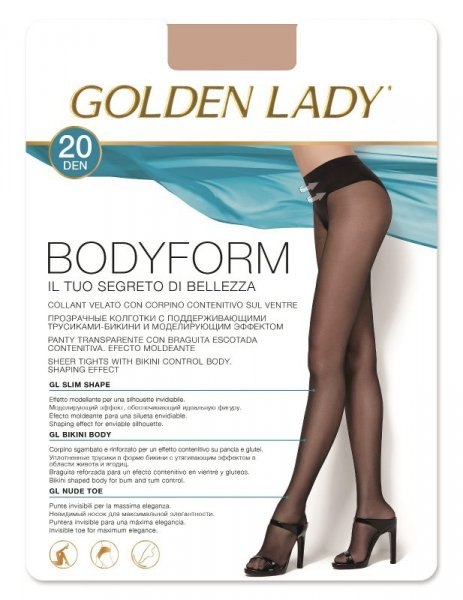 Golden Lady Bodyform 20 den rajstopy